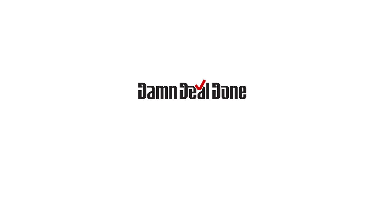 damndeal_logo_design
