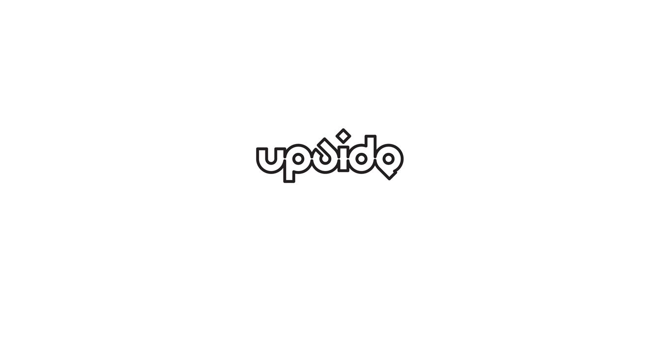 upside_typo_logo_design_tuszewski